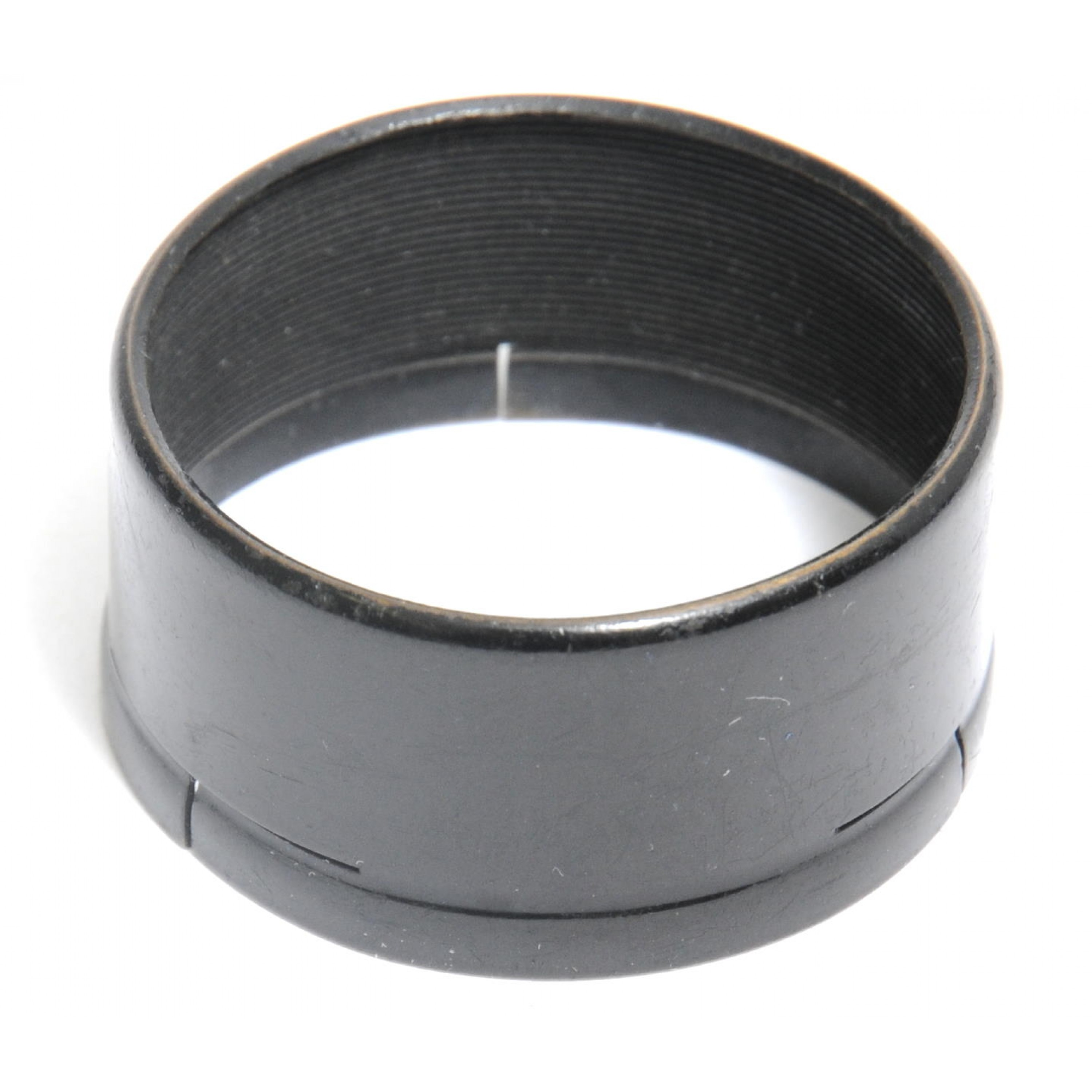 Early Leitz FISON Lens Hood black paint for Leica 1A very rare