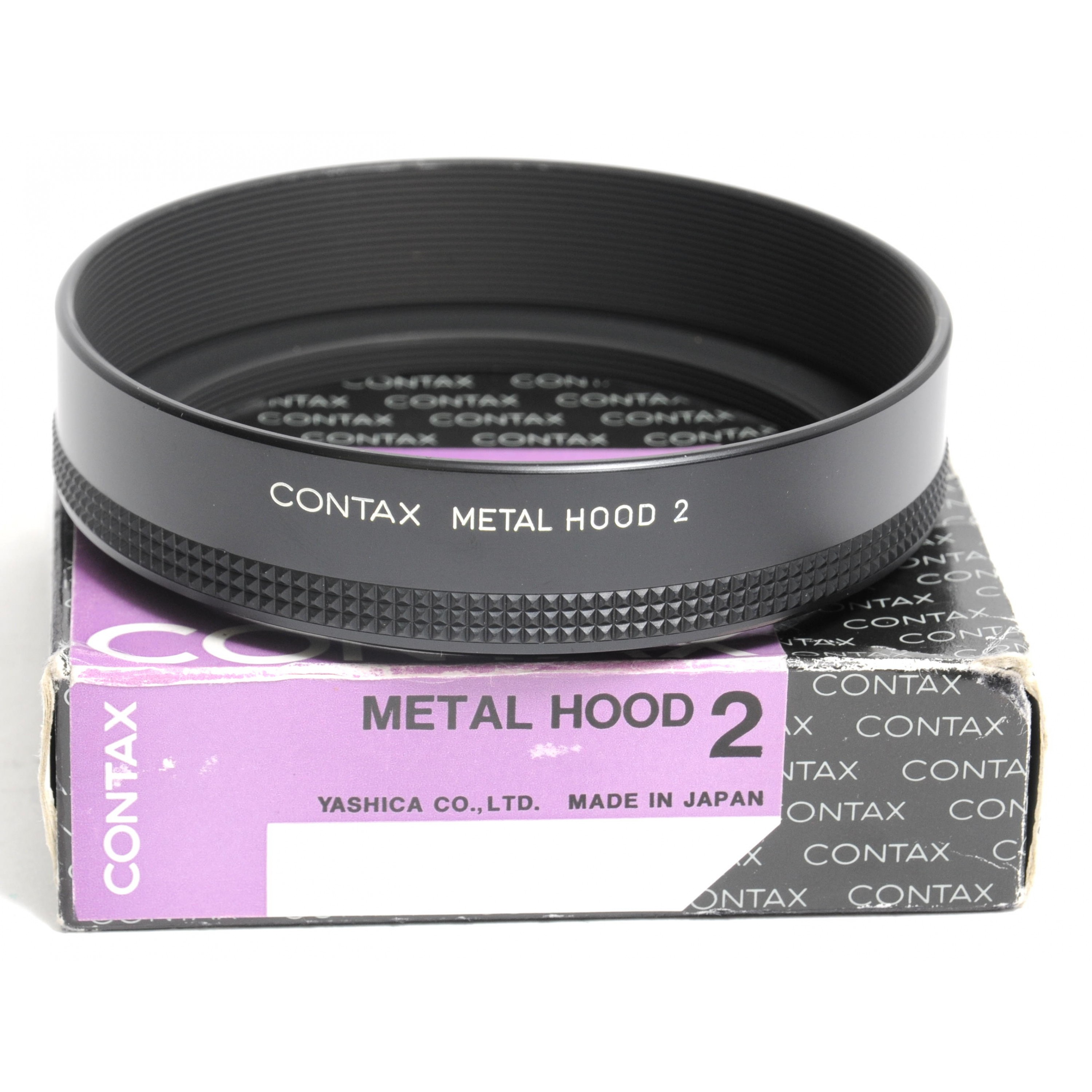 Contax Metal Hood 2 boxed