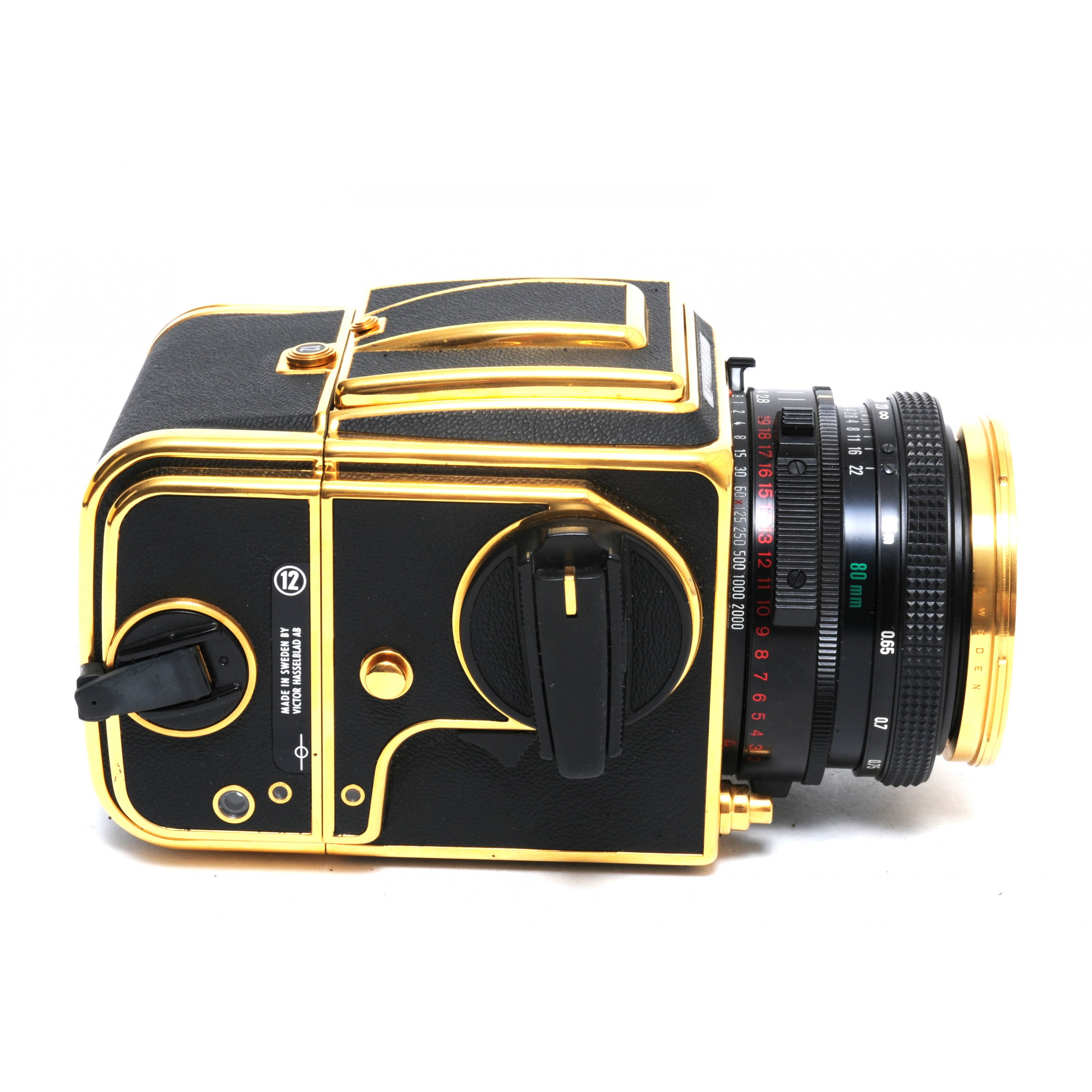 Hasselblad 200 FC/M Gold  Anniversary Camera 100 Years in Photography  original boxed