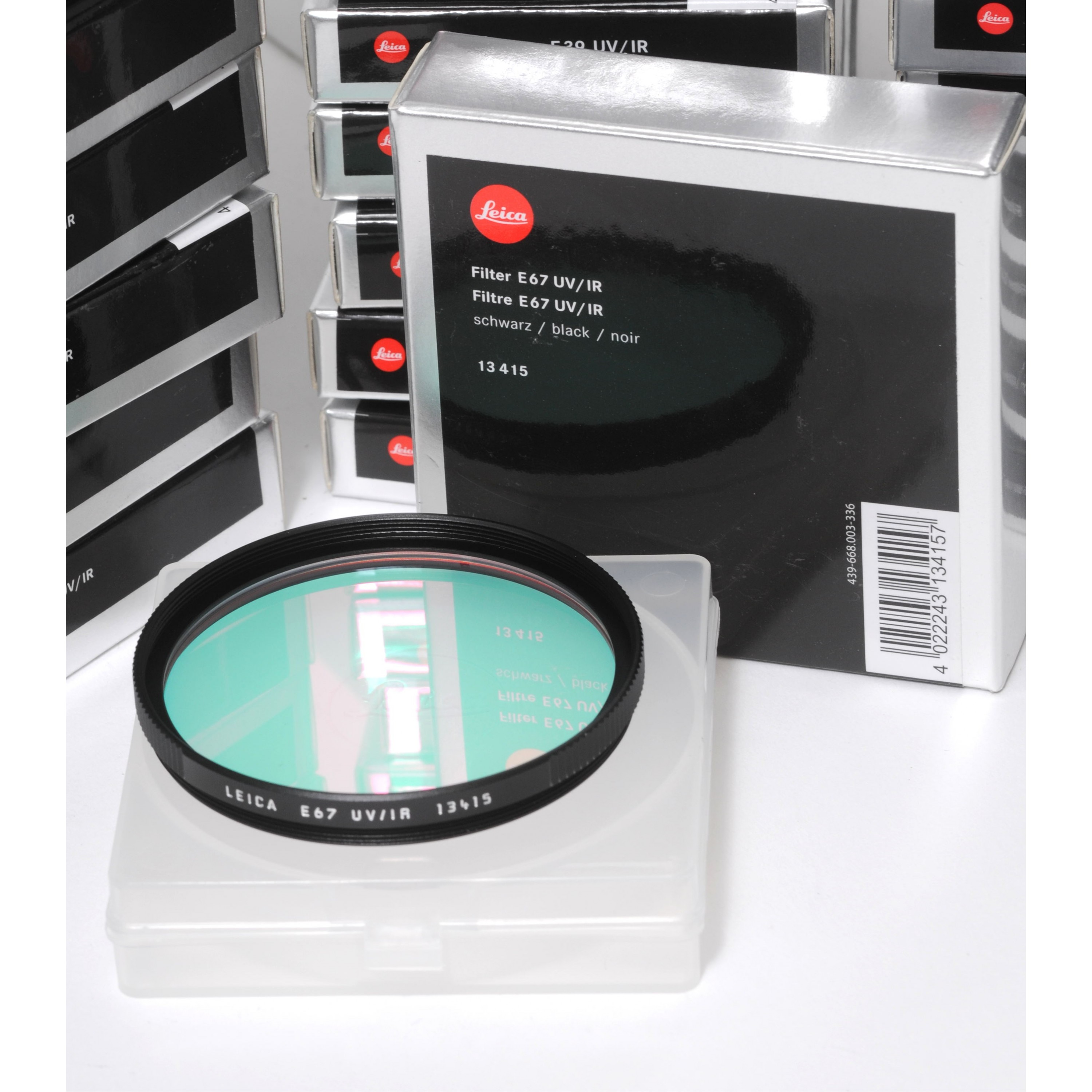 Leica Filter E67 UV/IR 13415